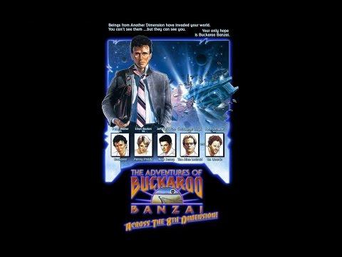The Adventures of Buckaroo Banzai Across the 8th Dimension  The Arrow Video Story