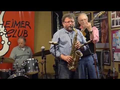 """The Metropol Jazzmen play """"On The Sunny Side Of The Street"""""""