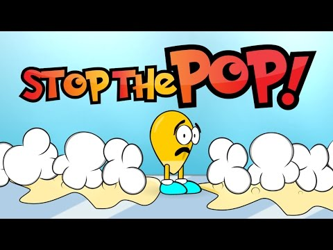 Stop The Pop - Launch Trailer - IOS, Android