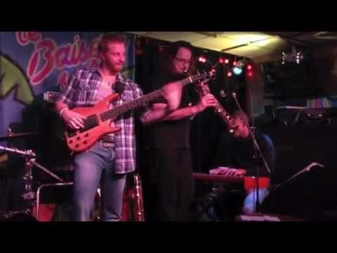 HADRIEN FERAUD playing Punk Jazz