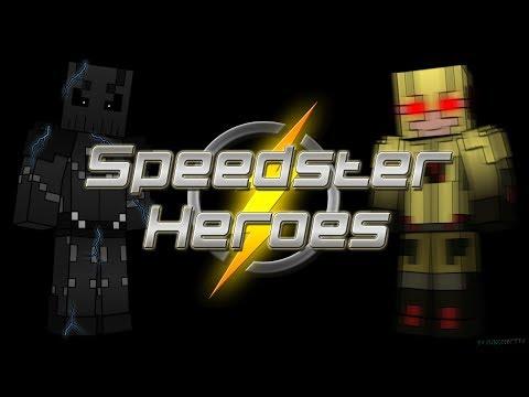 ЭТО ЛУЧШИЙ МОД!!! Обзор мода Speedster Heroes на версию 1.12.2
