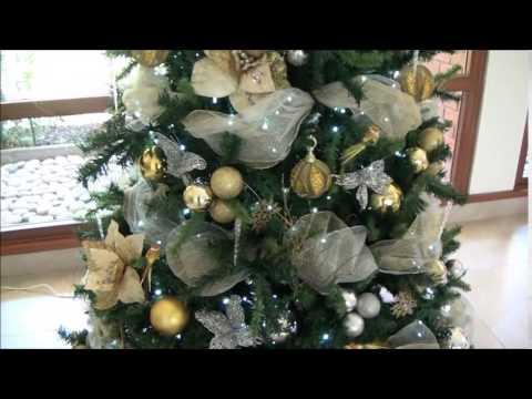 Arboles de navidad colecci n 2016 youtube - Decoracion de arboles de navidad ...
