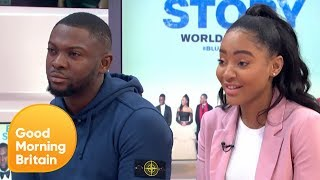South London Local Councils Banned Rapman From Filming Blue Story in the Area | Good Morning Britain