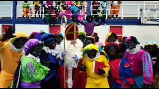 Sinterklaas cu mesnahe pa Aruba