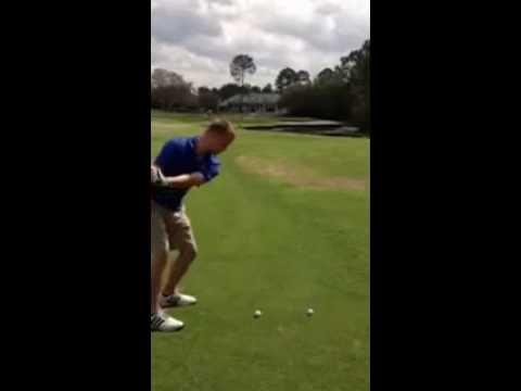 Golfing in Jacksonville
