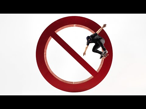 No Skateboarding? More Like GO Skateboarding
