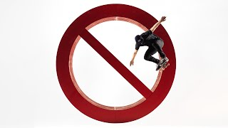 No Skateboarding? More Like GO Skateboarding