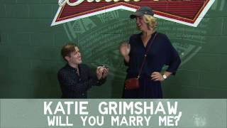Jack and Katie's proposal video