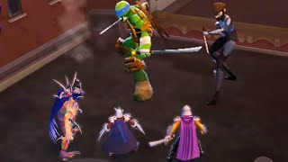 TOP 3 SHREDDER in SHADOWS IN THE SUN Challenge - Teenage Mutant Ninja Turtles Legends #TMNT