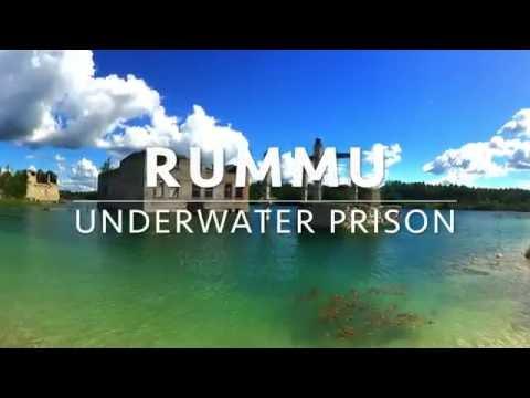 Rummu: The Underwater Prison in Estonia