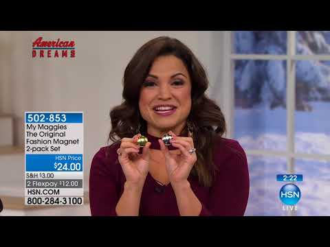 HSN | HSN Today: American Dreams 01.01.2018 - 08 AM