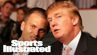 Donald Trump Claims Tom Brady's Vote, Gisele Asks For Recount | SI Wire | Sports Illustrated