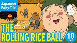 OMUSUBI KORORIN - THE ROLLING RICE BALL (ENGLISH) Animation of Japa...