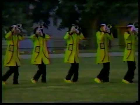 6/27/1987: First State Drum Corps Classic at Caesar Rodney HS - Part 1