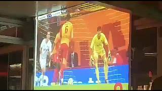 Galatasaray: 2 - Sivasspor: 0 Gol: Tolga Cigerci