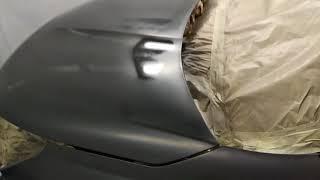 Покраска авто - краска на водной основе