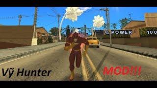GTA SA - The Flash Super Speed Run!!! MOD 2014!!! Part 2 (OLD VERSION)