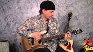 Fortunate Son: Tab & Chords Guitar Lesson