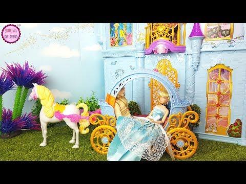 Baile de Princesas Disney en el Castillo de Rapunzel