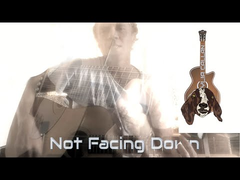 Not Facing Down by 12 String Guitarist and Songwriter Ylia Callan