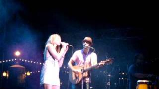 Jason Mraz - Lucky feat. Colbie Caillat (Live from AZ Fall Frenzy 09)
