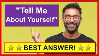 """Download lagu """"Tell Me About Yourself"""" BEST ANSWER! (Interview Question)"""