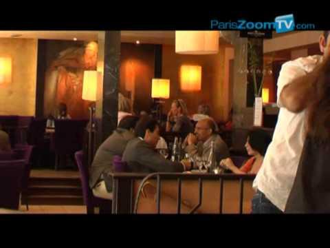 bar brasserie restaurant LE MUCHA CAFE paris 75007 musée d'orsay www.pariszoomtv.com