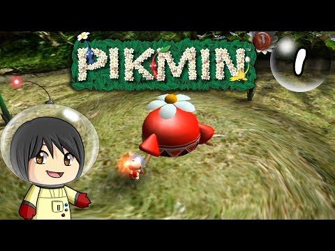 Zackscottgames Pikmin 1 Part 1