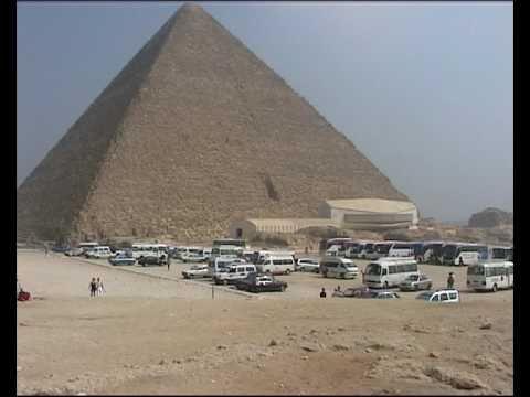 Korte Impressie Van Rondreis Door Egypte, Jordanië En Israël