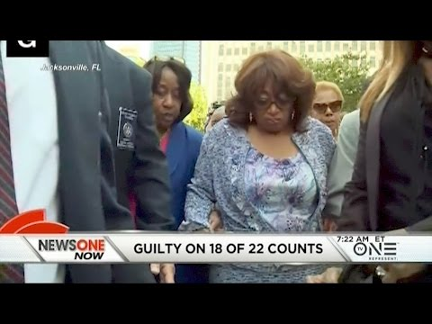 Corrine Brown Found Guilty On 18 Of 22 Counts In Federal Fraud Trial
