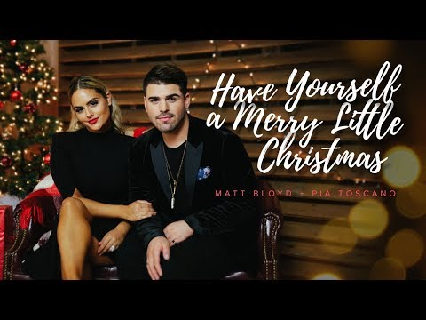 Have Yourself a Merry Christmas (Official Video) by Matt Bloyd feat. Pia Toscano
