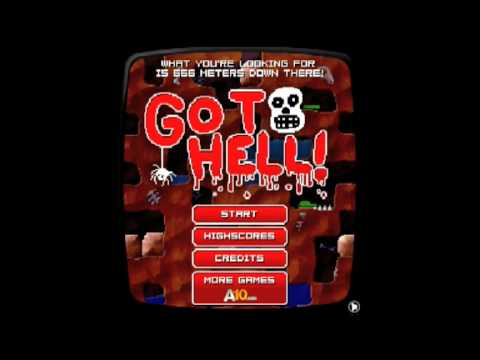 Go to hell game