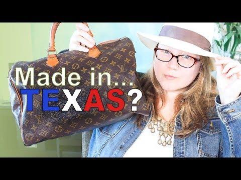 Louis Vuitton Factory In TEXAS??? || Trump Visits Louis Vuitton In Texas || Autumn Beckman