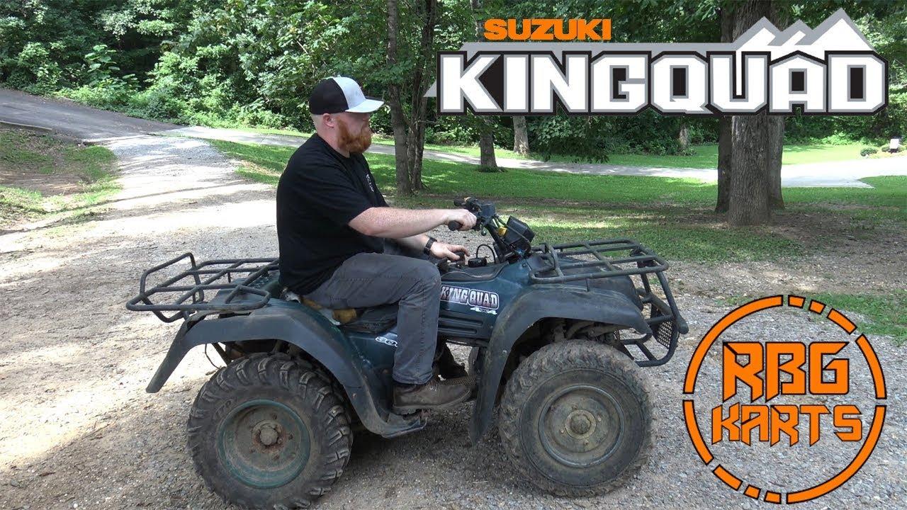King Quad 300 4x4