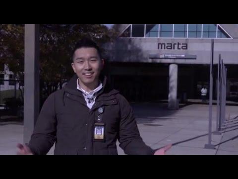 MARTA Doraville & Chamblee Stations Video
