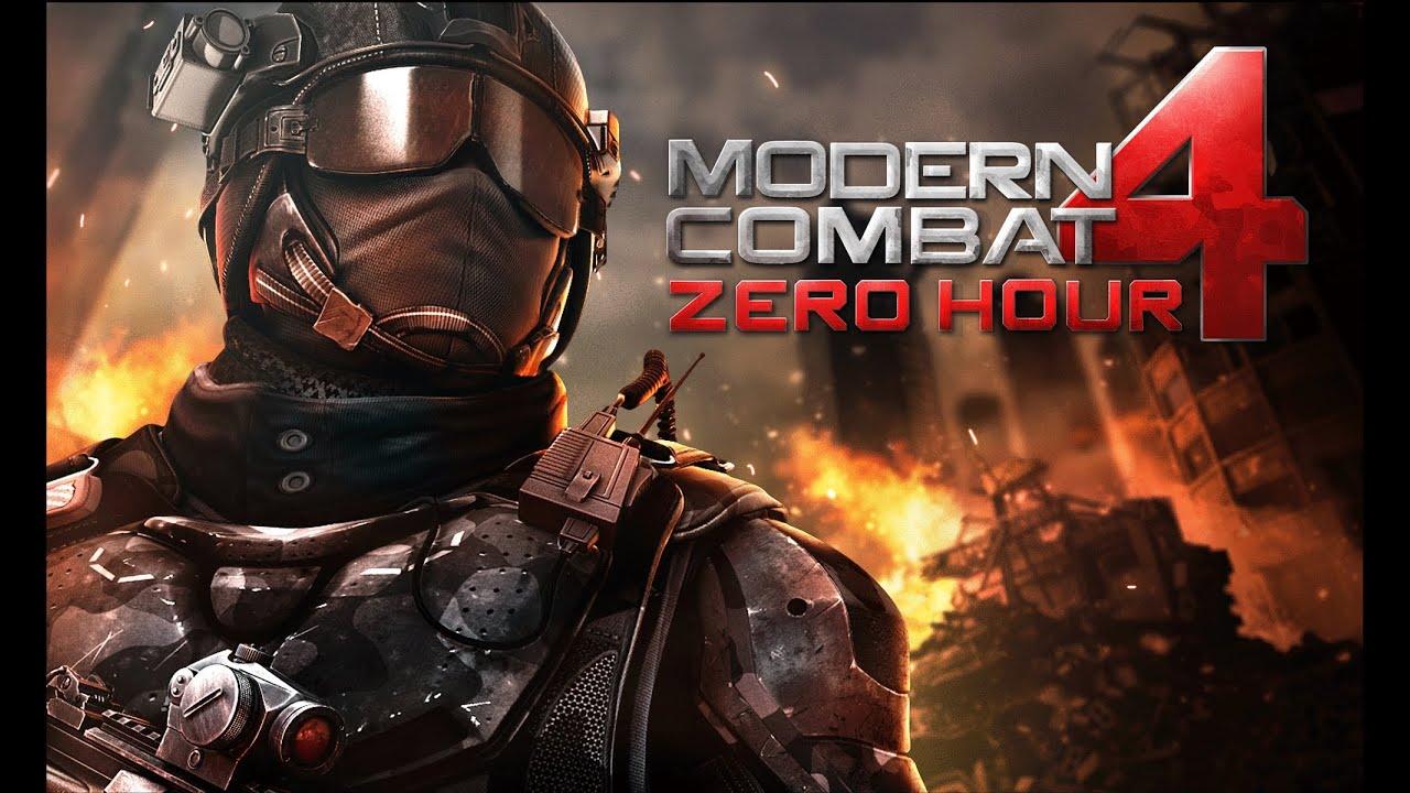 modern combat 4 zero hour mobile game trailer youtube. Black Bedroom Furniture Sets. Home Design Ideas
