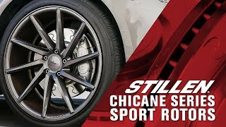 homepage tile video photo for STILLEN® Chicane Series Sport Rotors