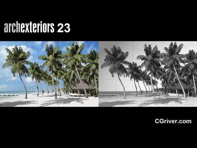 Evermotion Archexteriors Vol. 23 - Photo-Realistic 3D Exterior Scenes - CGriver.com