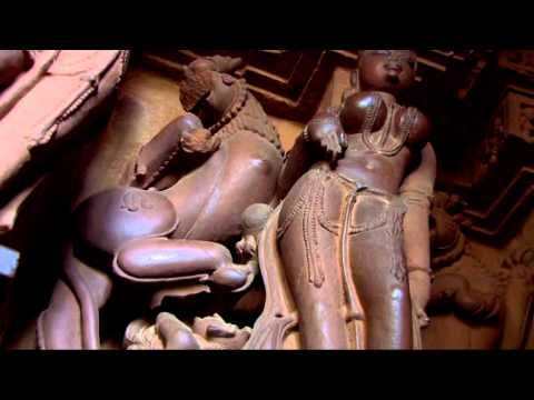 Kamasutra Sculptures of Ancient India - The Temple of Love