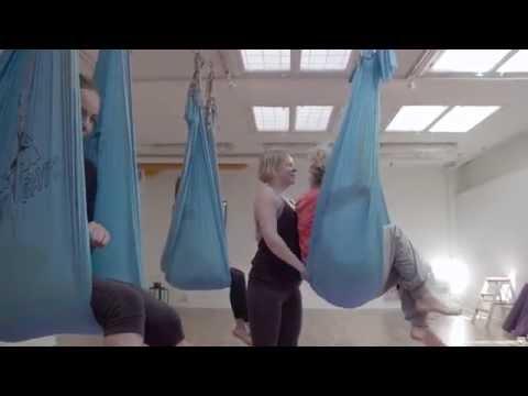 Berg & Meltzer är fulla på yoga