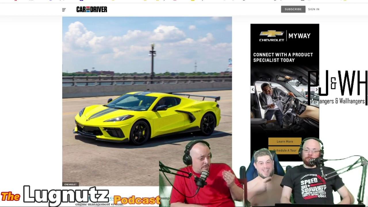 #229 Lugnutz Podcast: Lego Lamborghini Walk Faster Racing Stripes