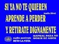 2 SI YA NO TE QUIEREN APRENDE A PERDER Y RETIRATE DIGNAMENTE Http Www Youtube Com User MrTkchiro mp3