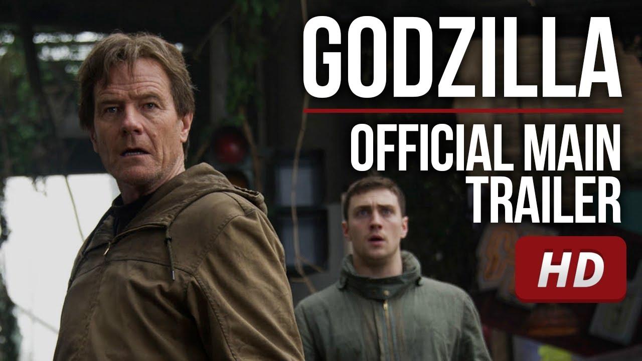 Download Godzilla - Official Main Trailer [HD]