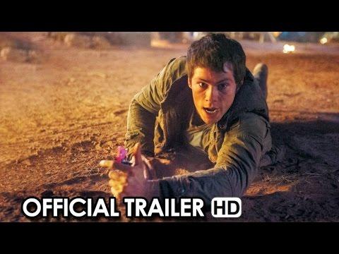 Maze Runner: The Scorch Trials Official Trailer (2015) - Dylan O'Brien HD