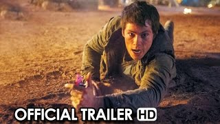 Maze Runner: The Scorch Trials Official Trailer (2015) - Dylan O