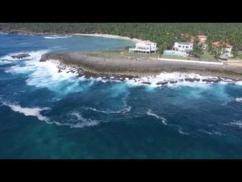 Luxury Villa Rental in Samana Dominican Republic - La Casa Blanca