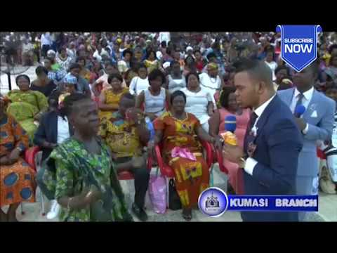ANGEL OBINIM ACCURATE AND FAST PROPHECY AT KUMASI