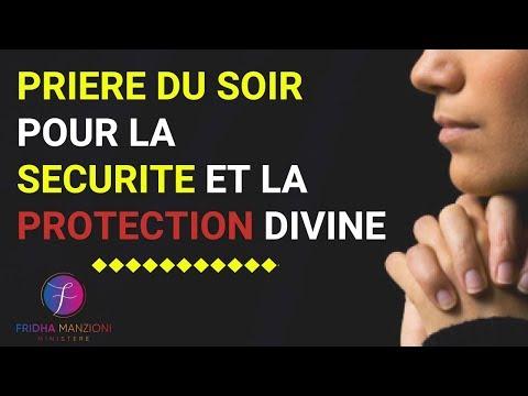 PRIERE PUISSANTE DU SOIR POUR UNE SECURITE DIVINE PAR PROPHETESSE FRIDHA MANZIONI