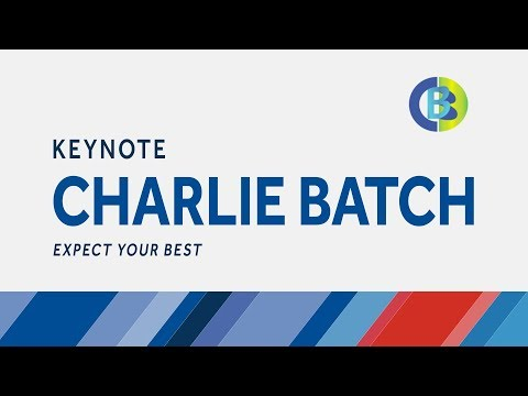 Mid-Michigan United Community Leaders Conference - Charlie Batch Keynote