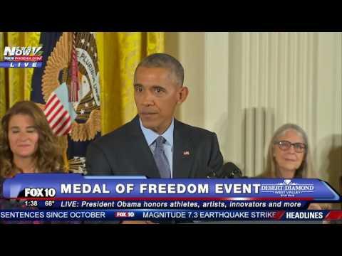 NBA Stars Receive Medal of Freedom: Barack Obama Praises Kareem Abdul Jabbar and Michael Jordan